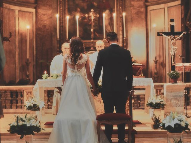 Il matrimonio di Michele e Lillia a Roma, Roma 4