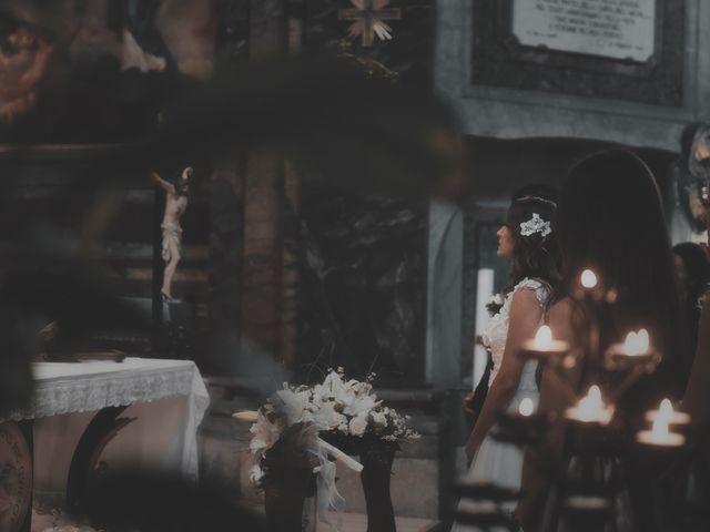 Il matrimonio di Michele e Lillia a Roma, Roma 1