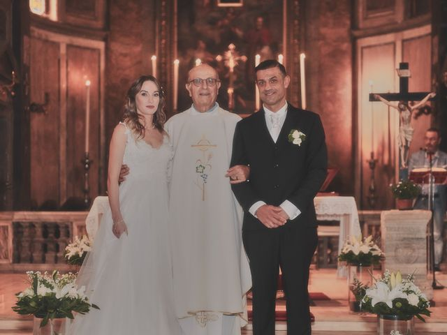 Il matrimonio di Michele e Lillia a Roma, Roma 5