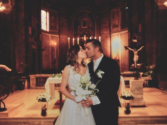 Il matrimonio di Michele e Lillia a Roma, Roma 6