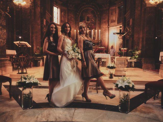 Il matrimonio di Michele e Lillia a Roma, Roma 7