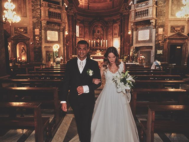 Il matrimonio di Michele e Lillia a Roma, Roma 8