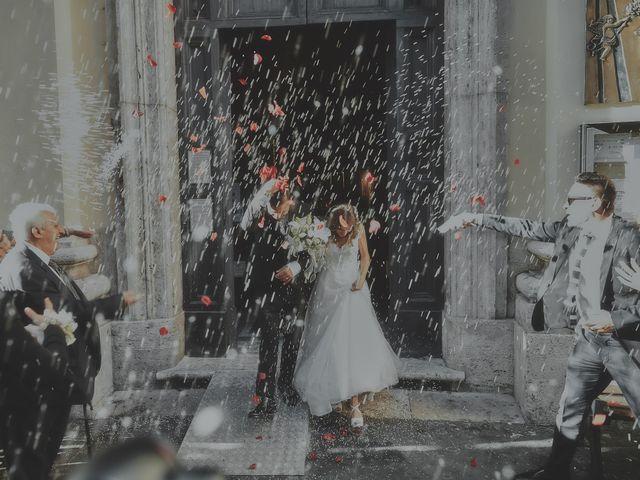 Il matrimonio di Michele e Lillia a Roma, Roma 9