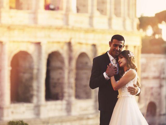 Il matrimonio di Michele e Lillia a Roma, Roma 18