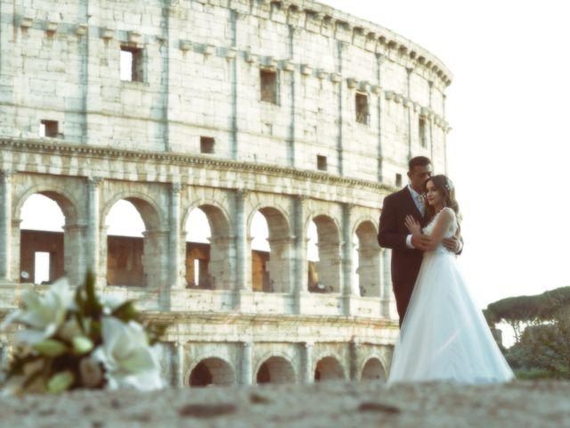 Il matrimonio di Michele e Lillia a Roma, Roma 2