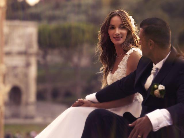 Il matrimonio di Michele e Lillia a Roma, Roma 19