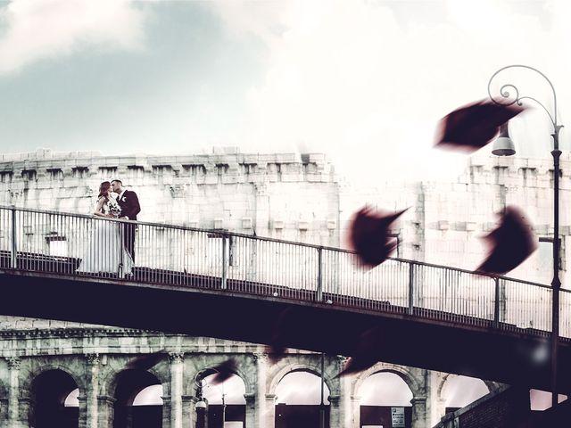 Il matrimonio di Michele e Lillia a Roma, Roma 20