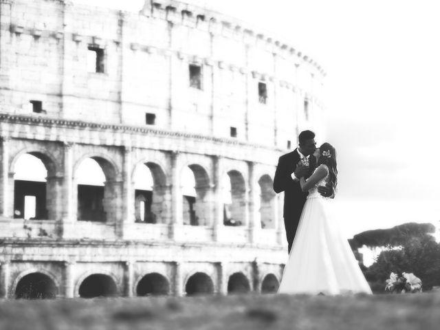 Il matrimonio di Michele e Lillia a Roma, Roma 21
