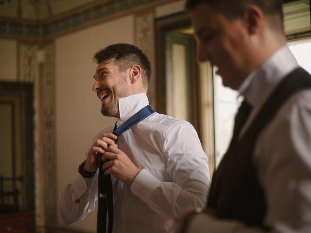 Il matrimonio di Martina e Oscar a Passirano, Brescia 15