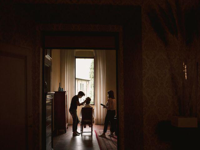 Il matrimonio di Martina e Oscar a Passirano, Brescia 18
