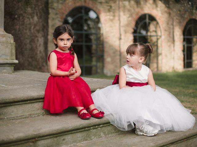 Il matrimonio di Martina e Oscar a Passirano, Brescia 23
