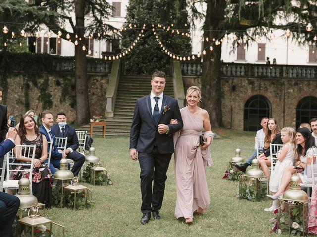 Il matrimonio di Martina e Oscar a Passirano, Brescia 24