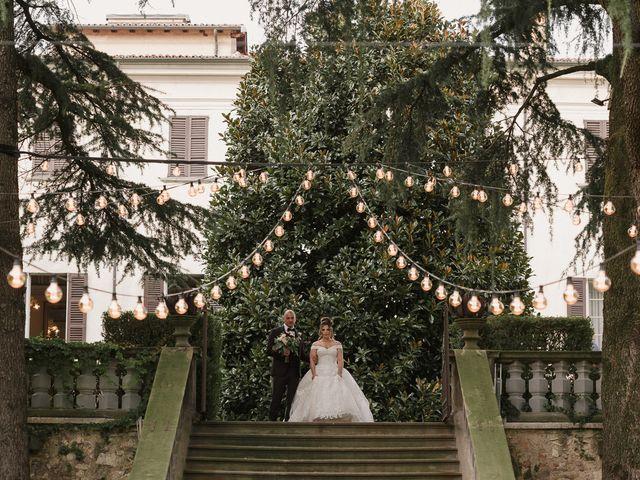 Il matrimonio di Martina e Oscar a Passirano, Brescia 25