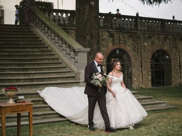 Il matrimonio di Martina e Oscar a Passirano, Brescia 26