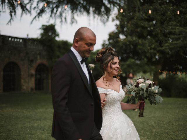 Il matrimonio di Martina e Oscar a Passirano, Brescia 27