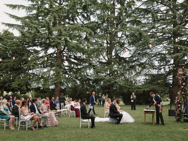Il matrimonio di Martina e Oscar a Passirano, Brescia 28