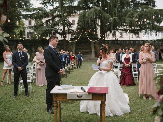 Il matrimonio di Martina e Oscar a Passirano, Brescia 29