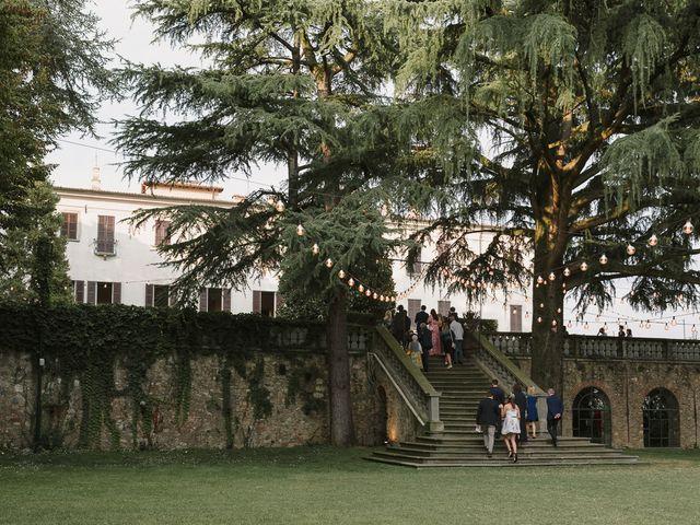 Il matrimonio di Martina e Oscar a Passirano, Brescia 33