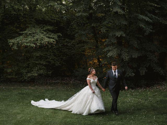 Il matrimonio di Martina e Oscar a Passirano, Brescia 34