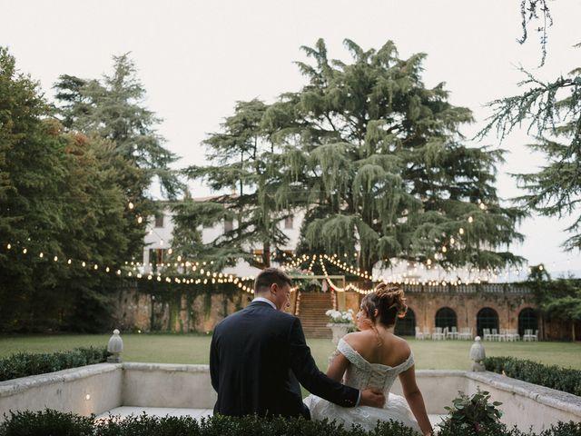 Il matrimonio di Martina e Oscar a Passirano, Brescia 37