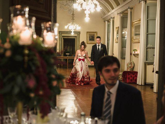 Il matrimonio di Martina e Oscar a Passirano, Brescia 41