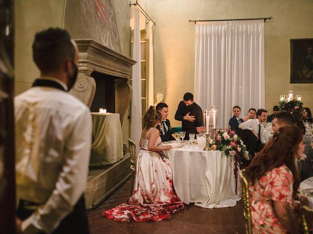 Il matrimonio di Martina e Oscar a Passirano, Brescia 42