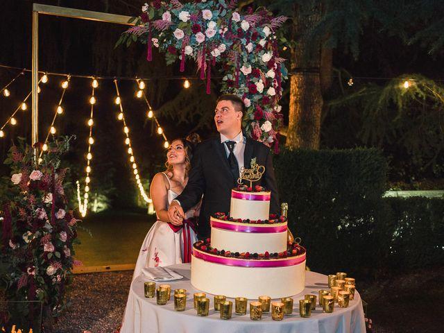 Il matrimonio di Martina e Oscar a Passirano, Brescia 45