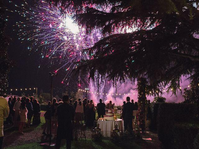 Il matrimonio di Martina e Oscar a Passirano, Brescia 47