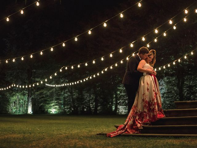 Il matrimonio di Martina e Oscar a Passirano, Brescia 48