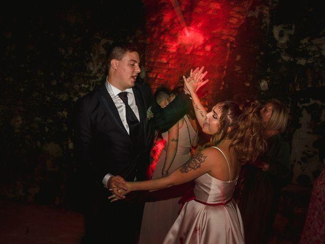 Il matrimonio di Martina e Oscar a Passirano, Brescia 54