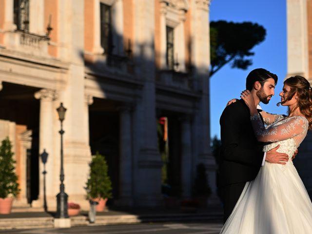 Il matrimonio di Simona e Enrico a Roma, Roma 24
