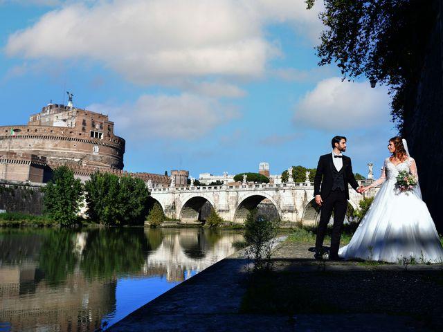 Il matrimonio di Simona e Enrico a Roma, Roma 31