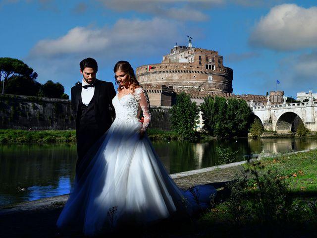 Il matrimonio di Simona e Enrico a Roma, Roma 32