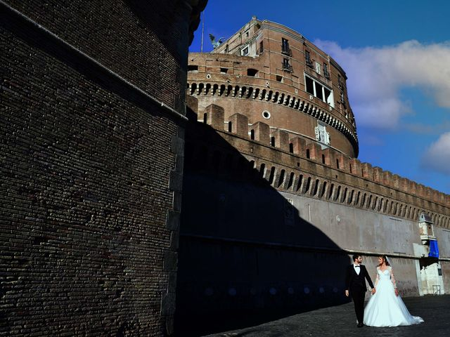 Il matrimonio di Simona e Enrico a Roma, Roma 34