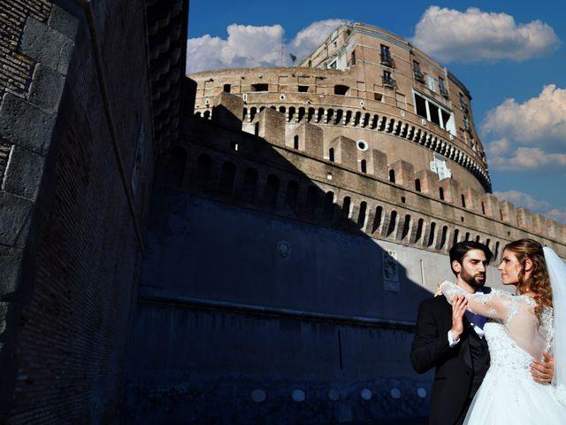 Il matrimonio di Simona e Enrico a Roma, Roma 35