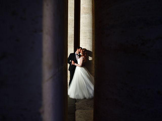 Il matrimonio di Simona e Enrico a Roma, Roma 36