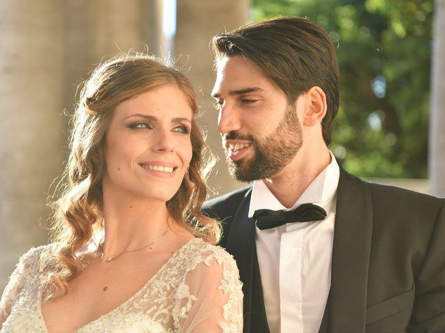 Il matrimonio di Simona e Enrico a Roma, Roma 38