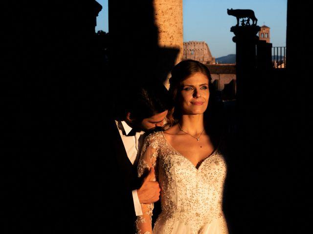 Il matrimonio di Simona e Enrico a Roma, Roma 39