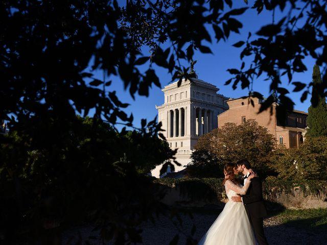 Il matrimonio di Simona e Enrico a Roma, Roma 41