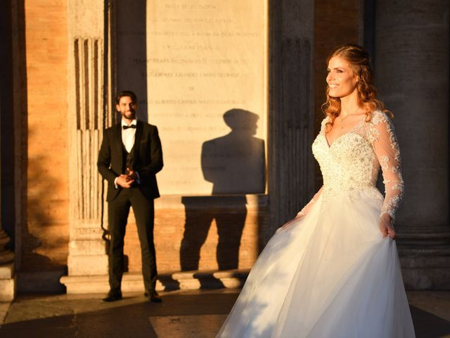 Il matrimonio di Simona e Enrico a Roma, Roma 42