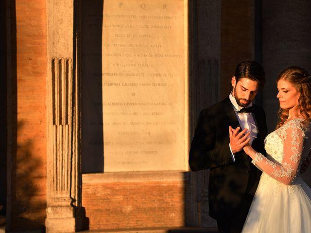 Il matrimonio di Simona e Enrico a Roma, Roma 43