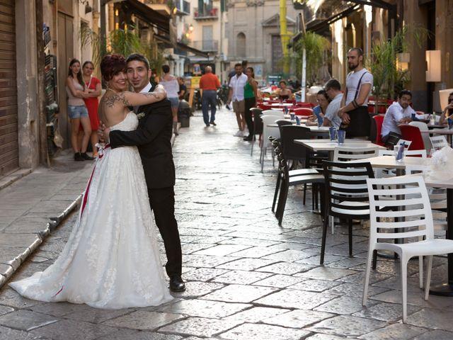 Il matrimonio di Antonio e Chiara a Palermo, Palermo 41