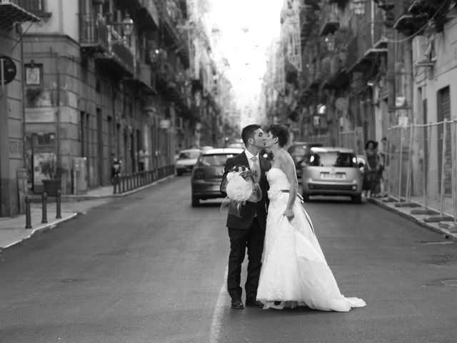 Il matrimonio di Antonio e Chiara a Palermo, Palermo 48