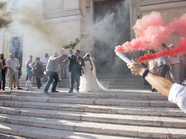 Il matrimonio di Valentina e Nicolas a Bagnolo San Vito, Mantova 2