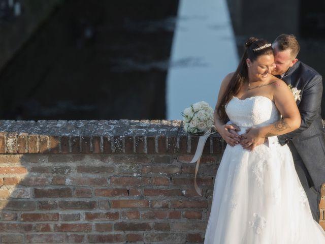 Il matrimonio di Valentina e Nicolas a Bagnolo San Vito, Mantova 6