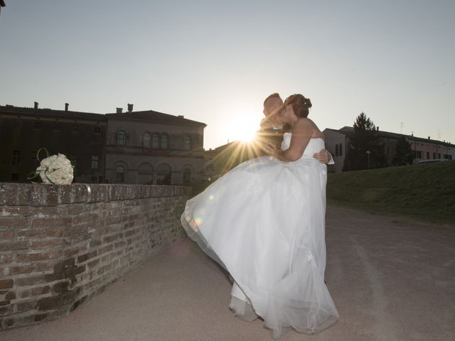 Il matrimonio di Valentina e Nicolas a Bagnolo San Vito, Mantova 8