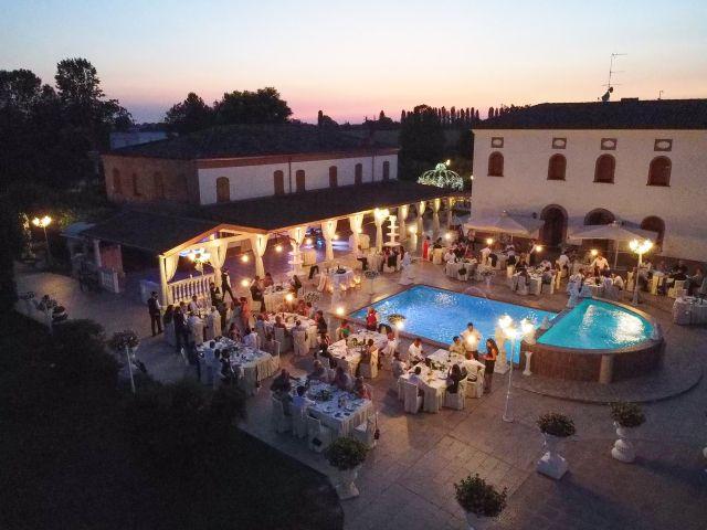 Il matrimonio di Valentina e Nicolas a Bagnolo San Vito, Mantova 11