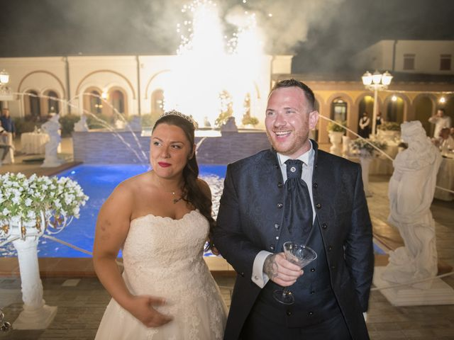 Il matrimonio di Valentina e Nicolas a Bagnolo San Vito, Mantova 17
