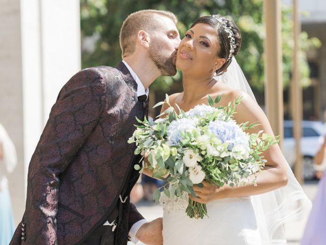 Il matrimonio di Francesco e Rosaura a Argenta, Ferrara 17