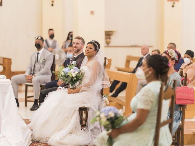 Il matrimonio di Francesco e Rosaura a Argenta, Ferrara 20